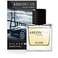 AREON PERFUME GLASS 50 ml Silver - Vôňa do auta