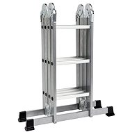 Vorel Rebrík MULTIFUNKČNÝ 4x3 - Rebrík