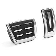 Škoda kryty pedálů - automatická převodovka