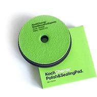 KochChemie POLISH & SEALING 126 × 23 mm zelený - Leštiaci kotúč