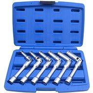 """QUATROS Nástrčné kloubové klíče 3/8"""", na svíčky, velikost 8-16 mm, sada 6 kusů -  QS20377"""
