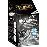 Meguiar's Air Re-Fresher Čistič klimatizácie – Pohlcovač pachov a osviežovač vône – Black Chrome Scent - Čistič klimatizácie