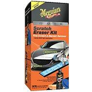 Meguiar's Quik Scratch Eraser Kit – Sada na lokálne odstránenie defektov laku - Odstraňovač škrabancov