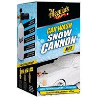 Meguiar's Car Wash Snow Cannon Kit – Sada napeňovača a autošampónu Meguiar's Gold Class, 473 ml - Sada autokozmetiky