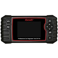iCarsoft CR Pro – profesionálny diagnostický nástroj pre vozidlá multi-brand  vozidlá – CZ softvér - Diagnostika