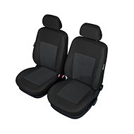 BONN Car Seat Covers for Front Seats, Anthracite