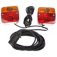 MULTIPA Elektrokabeláž k vleku sada magnetického osvetlenia - Svetlo na vozík