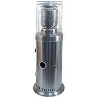 Cattara Plynový žiarič SILVERINO 11 kW 142 cm s regulátorom - Svietidlo