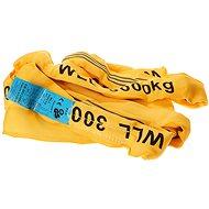 SIXTOL Zdvíhací popruh 6 m 3 t/6 t žltý - Viazací popruh