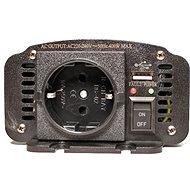 Carspa CAR300U-24 24 V/230 V+ USB 300 - Menič napätia