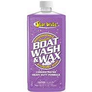 Star brite Prípravok na umývanie a voskovanie 473 ml - Autokozmetika