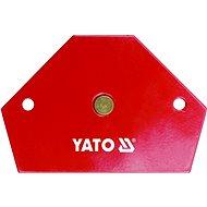 YATO Uholník magnetický na zváranie 11,5 kg - Držiak