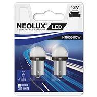 """NEOLUX LED """"R5W"""" 6000K, 12V, BA15s - Autožiarovka"""