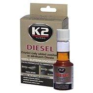 K2 DIESEL 50 ml - aditívum do paliva - Aditívum
