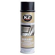 K2 UNDERCOAT 500 ml - ochranný asfaltový nástrek na podvozok - Prípravok