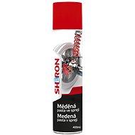 SHERON Sprej medená pasta 400 ml - Mazivo