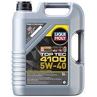 Liqui Moly Motorový olej Top Tec 4100 5W-40, 5 l