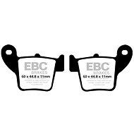 EBC Brzdové doštičky MXS346 - Brzdové doštičky