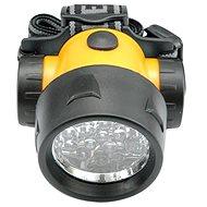 VOREL Lampa montážna LED 17 čelovka - Svietidlo
