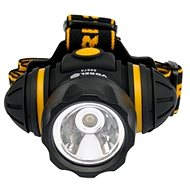 Lampa montážna 1 LED/1W, 3 funkcie svietenia - Svietidlo