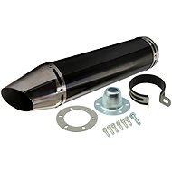 R-Tech Duke ladený výfuk Suzuki DR 125 SM - Koncovka výfuku