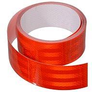 Samolepiaca páska reflexná 1 m × 5 cm červená - Páska