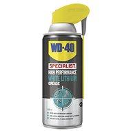 WD-40 Specialist Vysoko účinná biela lítiová vazelína 400 ml - Mazivo