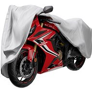 BLACKMONT Ochranná plachta na motocykel 100 % vodoodolná XL - Plachta na motorku