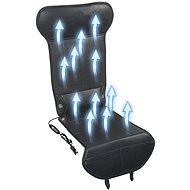 COMPASS Poťah sedadla s ventiláciou 12V STRICK AIR black - Poťah