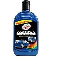 Turtle Wax Farebný vosk – modrý 300 ml + 200 ml - Vosk na auto