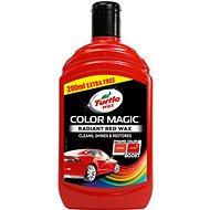 Turtle Wax Farebný vosk – červený 300 ml + 200 ml - Vosk na auto