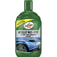 Turtle Wax GL Metallic Wax + PTFE  tekutý vosk 500 ml - Vosk na auto