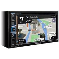 ALPINE Multimediálny navigačný systém - GPS navigácia