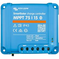 Victron MPPT regulátor SmartSolar 75/15 - Solárna nabíjačka