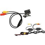 COMPASS Parkovacia kamera DICE bezdrôtová polohovacia s LED prisvietením - Kamera