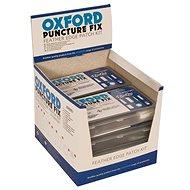 OXFORD opravná sada so záplatami pre cyklo pneu, mopedy a malé motocykle vr. prípravkov - Opravná súprava pneu