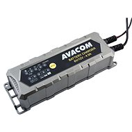 AVACOM Automatická nabíjačka 6 V/12 V 4,5 A pre olovené AGM/GÉL akumulátory (1,2-120 Ah) - Nabíjačka akumulátorov