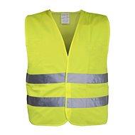 COMPASS Vesta výstražná žltá XXL EN 20471:2013 + A1:2016 - Reflexná vesta