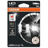 OSRAM LEDriving SL W5W Červená 12 V dva kusy v balení