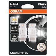 OSRAM LEDriving SL P27/7W Žltá 12 V dva kusy v balení - LED žiarovka