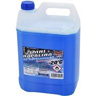 Clean Fox Zimná zmes do ostrekovačov (-20 °C) 5 L - Voda do ostrekovačov