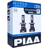 PIAA Hyper Arros Gen3 LED náhrady autožiarovek H4 6000K - LED žiarovka