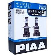PIAA Hyper Arros Gen3 LED náhrady autožžiaroviek H8/H9/H11/H16 6000K - LED žiarovka