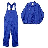 Vorel nohavice s trakmi a blúza - Pracovný odev