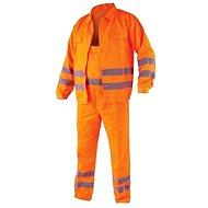 Vorel reflexné nohavice a blúza - Pracovný odev