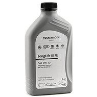 Originálny motorový olej VW 0W30 LONGLIFE III FE; 1 l - Motorový olej