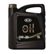 KIA 0W-30 C2 originálny motorový olej; 5 l - Motorový olej