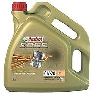 Castrol EDGE 0W-20 LL IV Fluid TITANIUM, 4 l - Motorový olej