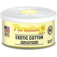 Paradise Air Organic Air Freshener, vôňa Exotic Cotton