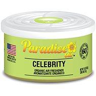 Paradise Air Organic Air Freshener, vôňa Celebrity - Vôňa do auta